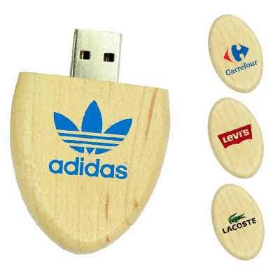 Sélectionnez la clé USB personnalisé avec logo pour un objet usuel