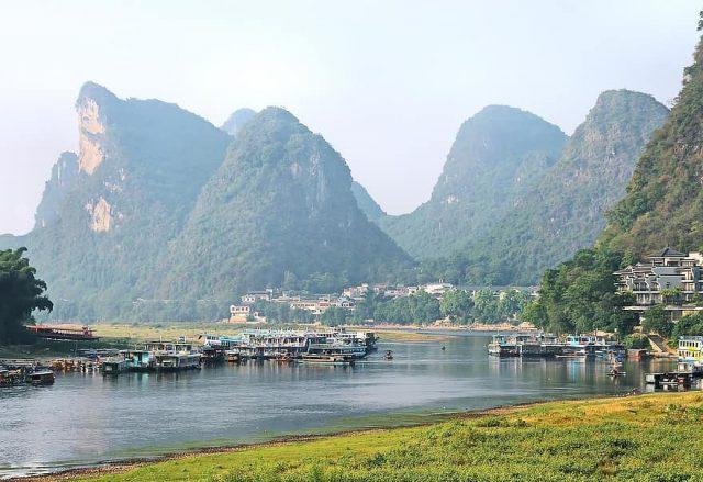 Parcourir la ville de Guilin le temps d'un séjour en Chine