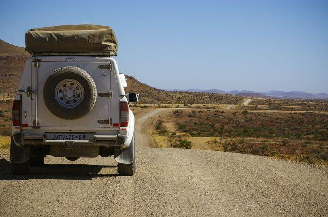 S'offrir un road trip aventureux en plein cœur de la belle Namibie